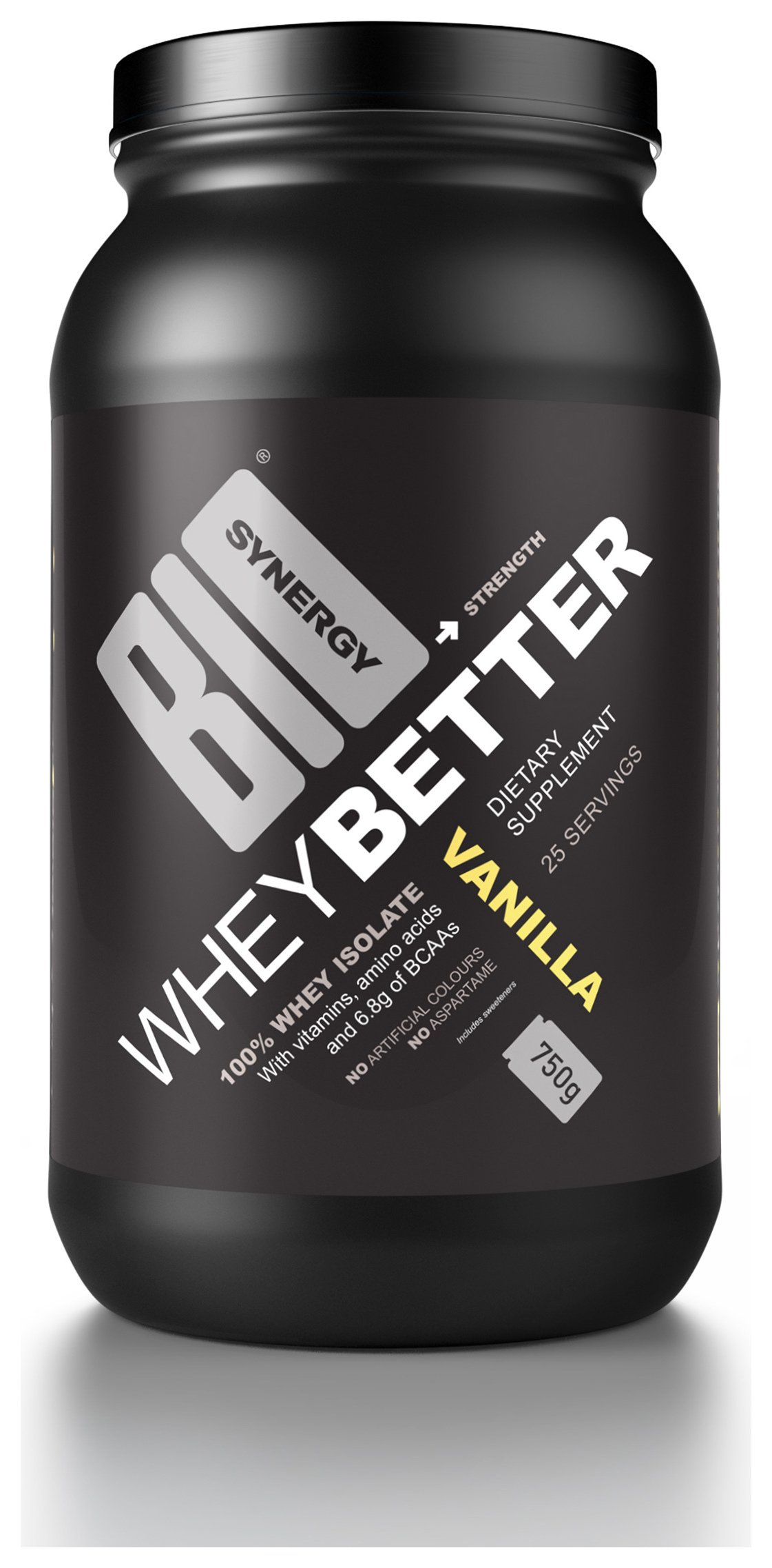 Image of Bio-Synergy Whey Better Protein Powder 750g - C and C.