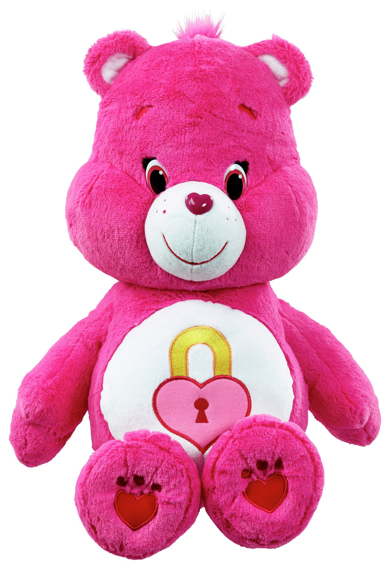 Care Bears Secret Bear Plush Toy.