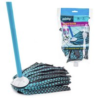 Minky - Smart Scrub Strip - Mop and Replacement Head