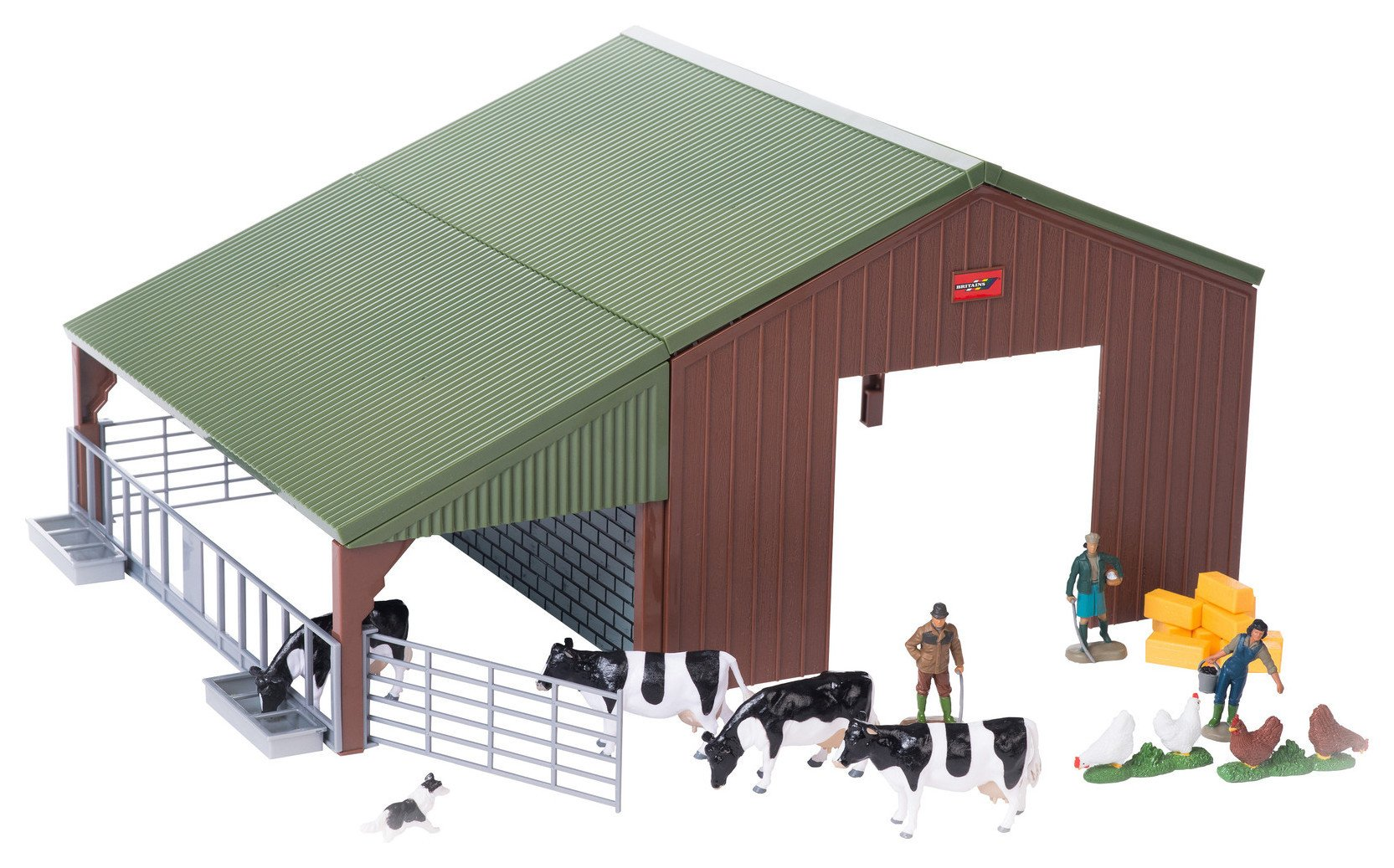 Compare prices for 132 Farm Building Set