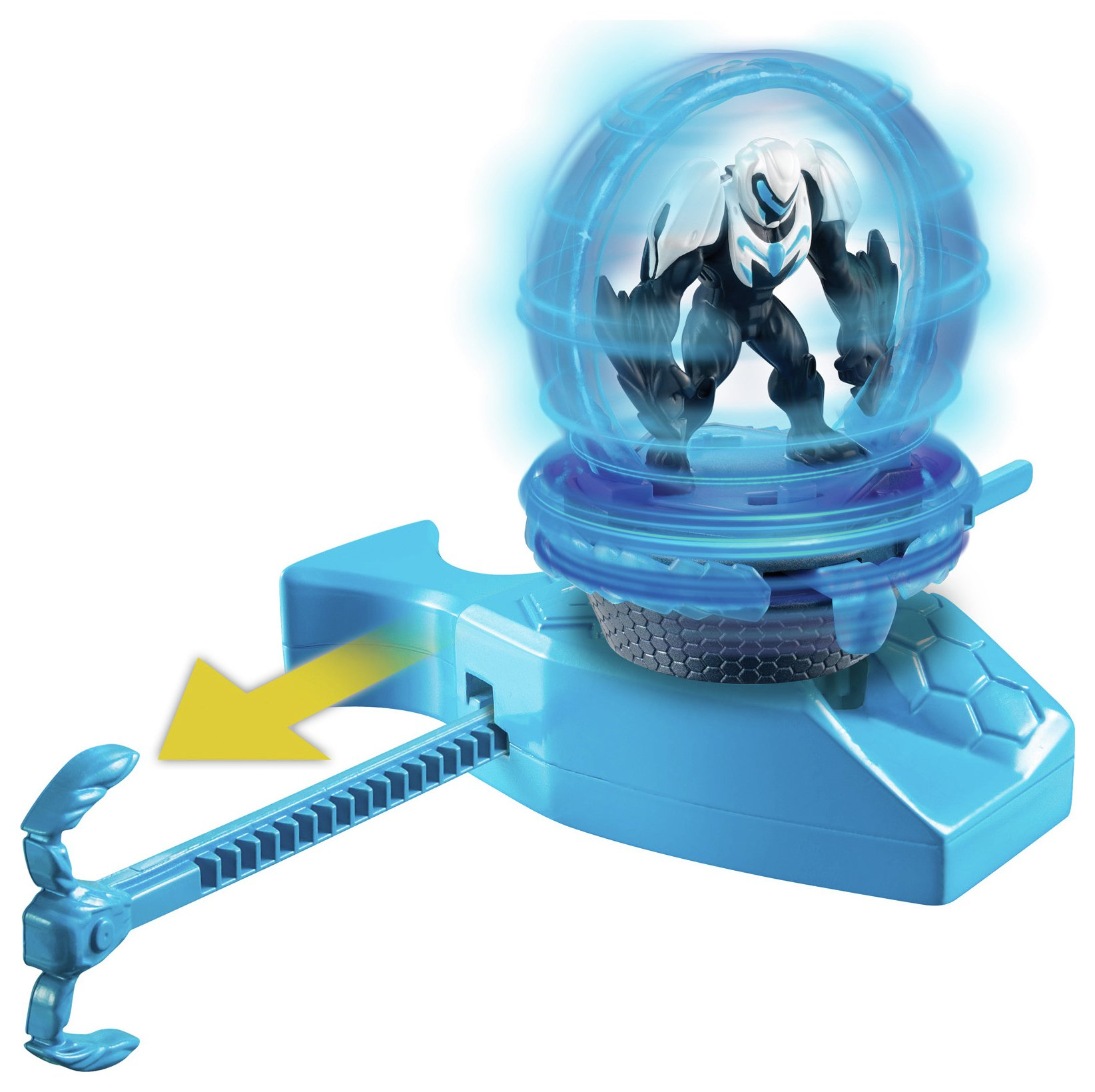 Buy Max Steel Spinning Fighter - Turbo Strength Max Figure | Action ...