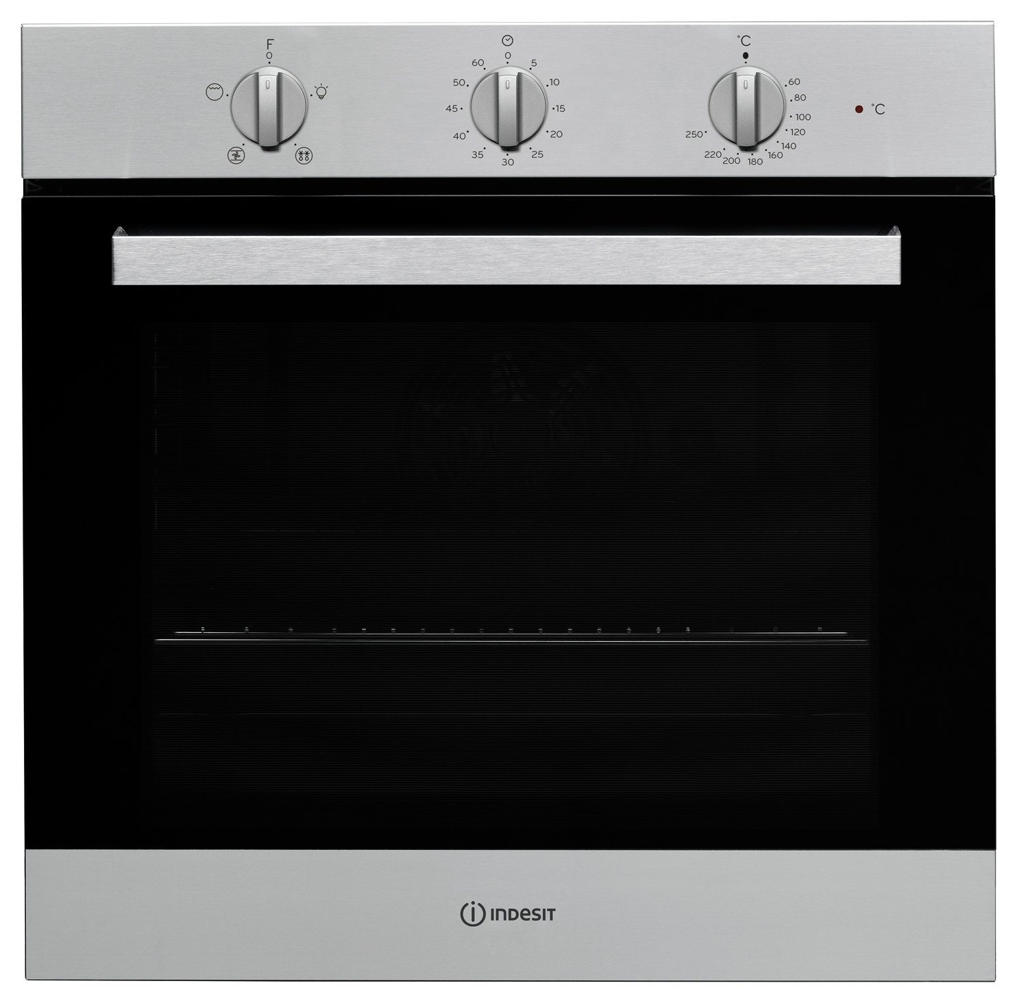 Indesit - IFW6330IX Oven - Stainless Steel