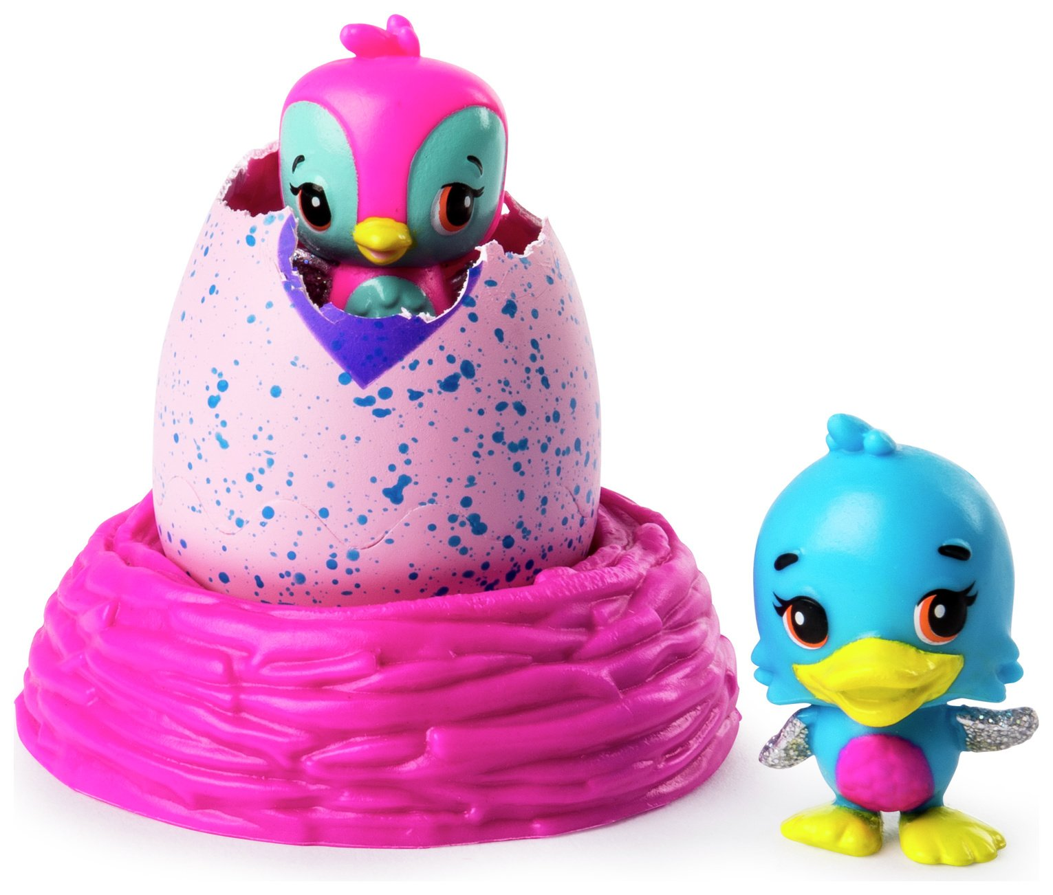 Image of Hatchimals ColleGGtibles 2 Pack With Nest - Season 2