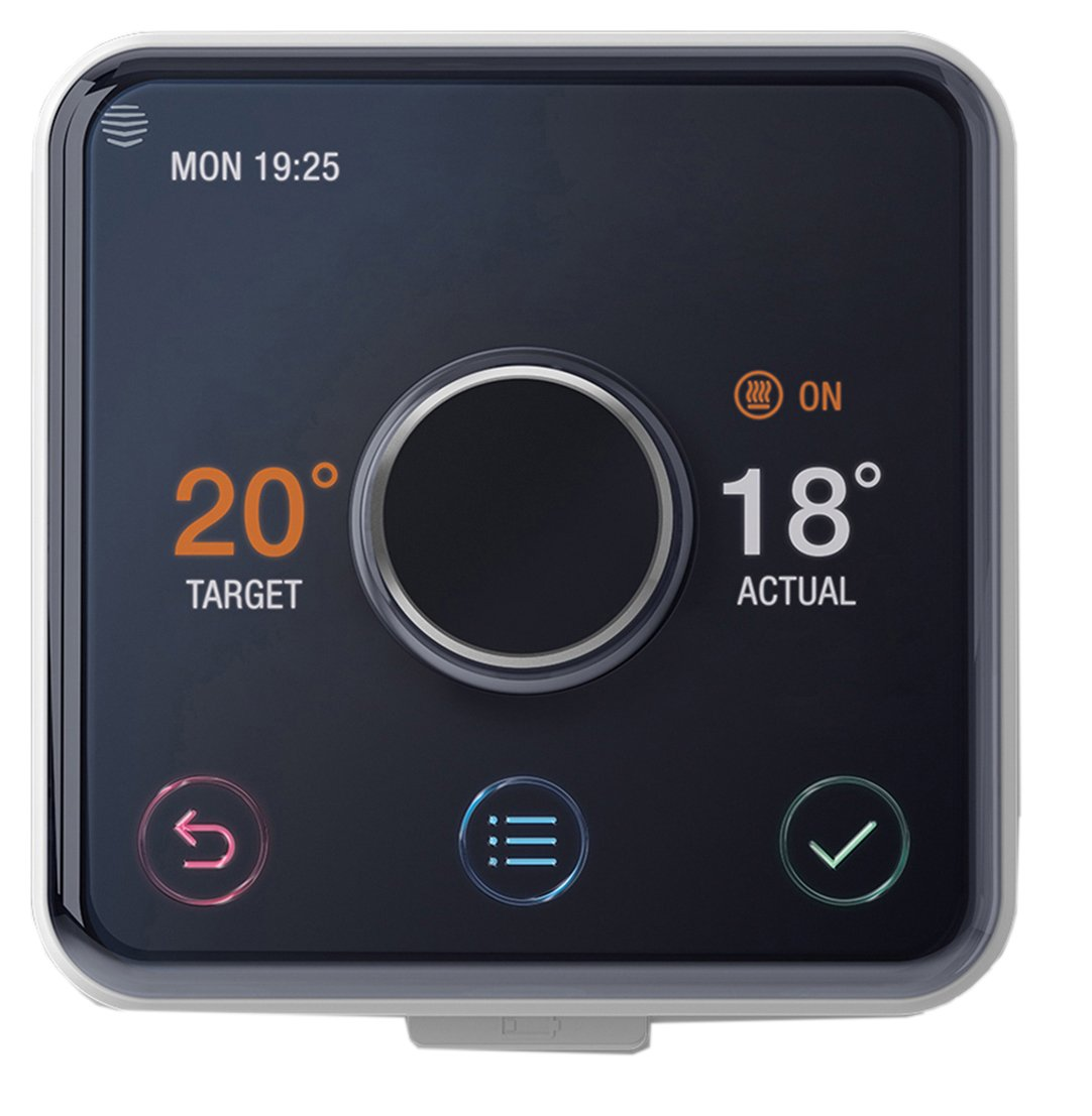 Hive Active Heating Self Install Smart Thermostat.