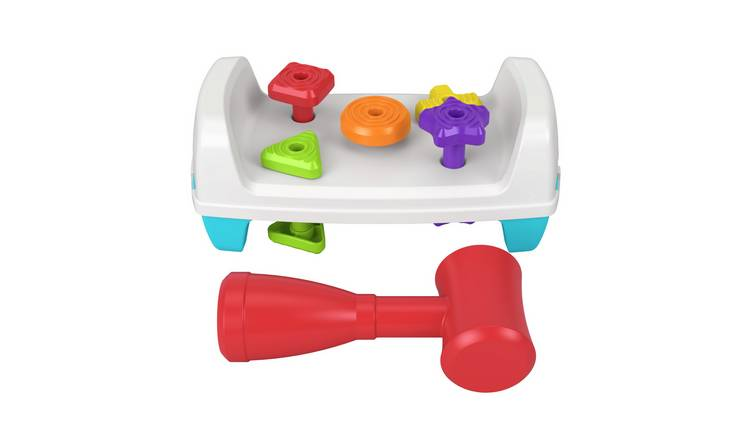 Fisher-Price Tap and Twist Bench