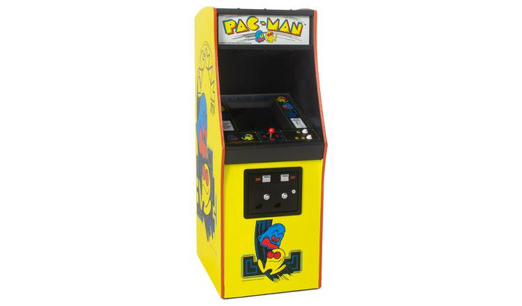 Pac Man 1/4 Scale Retro Arcade Machine