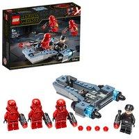 LEGO Star Wars Sith Troopers Battle Pack Building Set- 75266