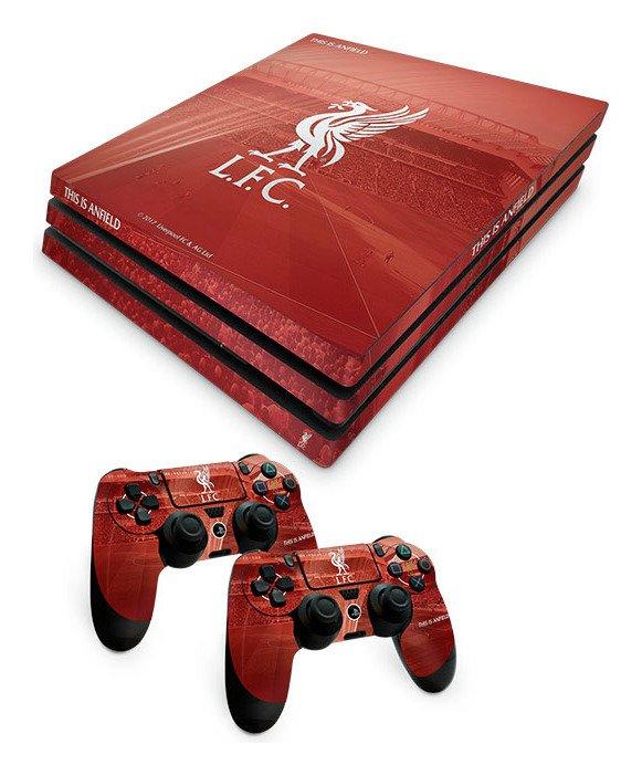 'Liverpool Fc Ps4 Pro Skin Bundle.
