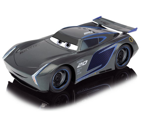 buy cars 3 jackson storm rc turbo racer 1 24 at your online shop for radio. Black Bedroom Furniture Sets. Home Design Ideas