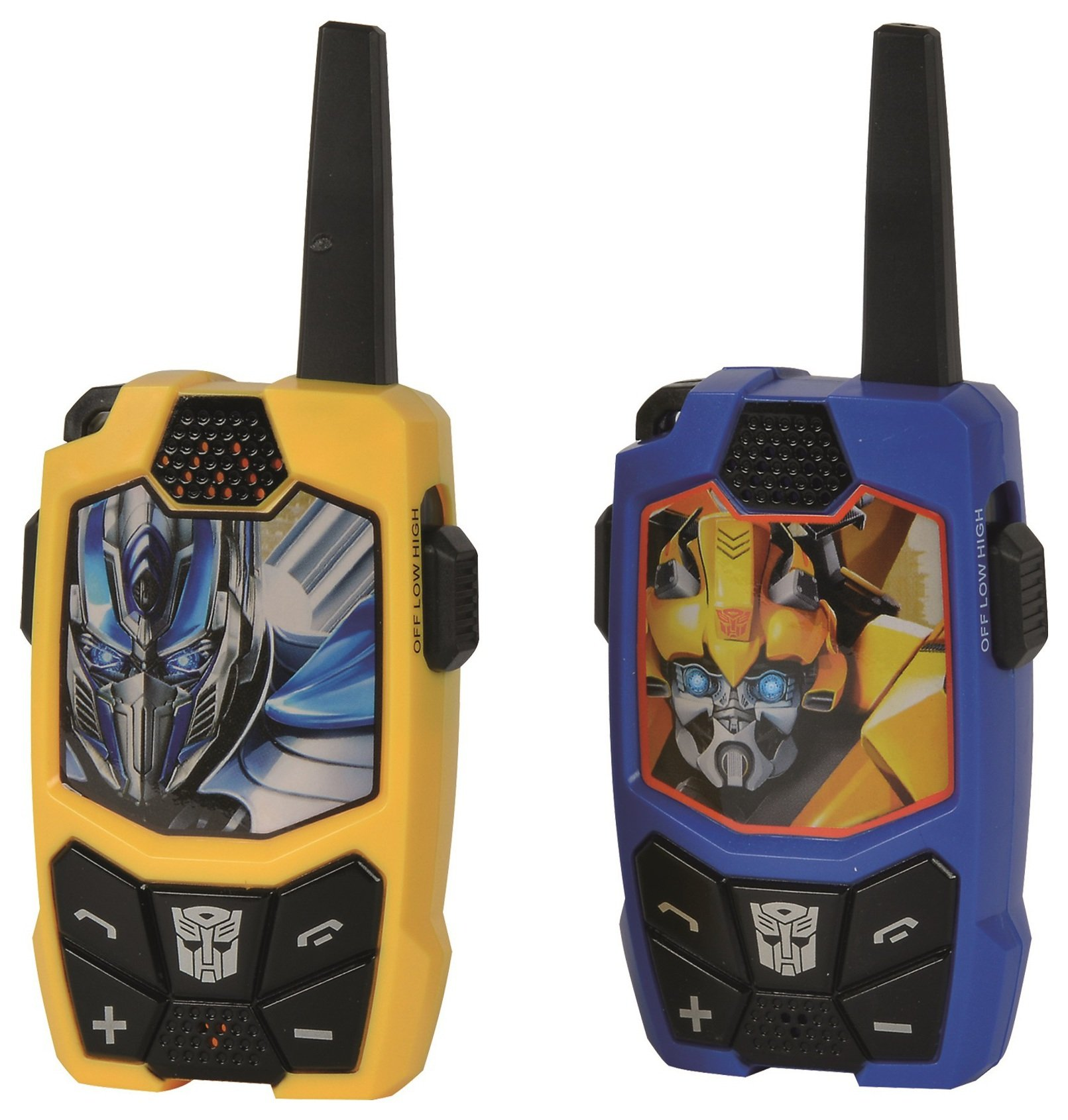 Image of Transformers: The Last Knight Walkie Talkies