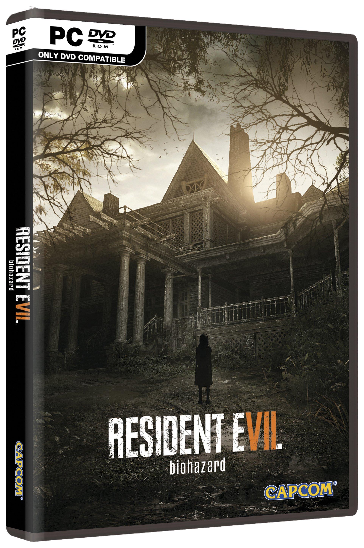 Resident Evil 7 PC Game.