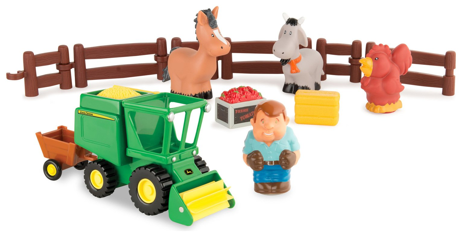 Compare retail prices of 1st Farming Fun Harvest Time Playset to get the best deal online