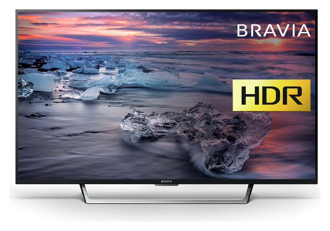 Sony 49 Inch KDL49WE753BU Smart Full HD TV with HDR