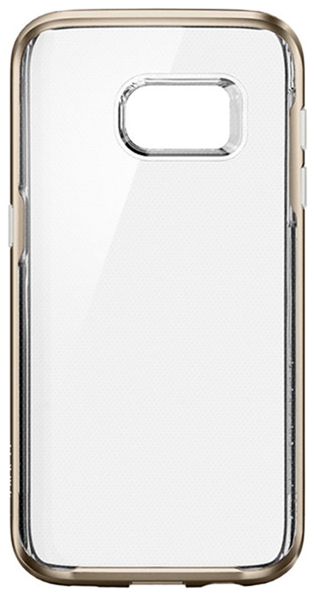 Spigen - Lightweight Neo Hybrid Crystal Case - for Galaxy S7