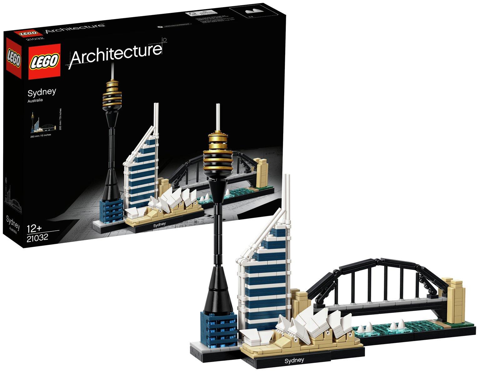 LEGO Architecture Sydney - 21032.