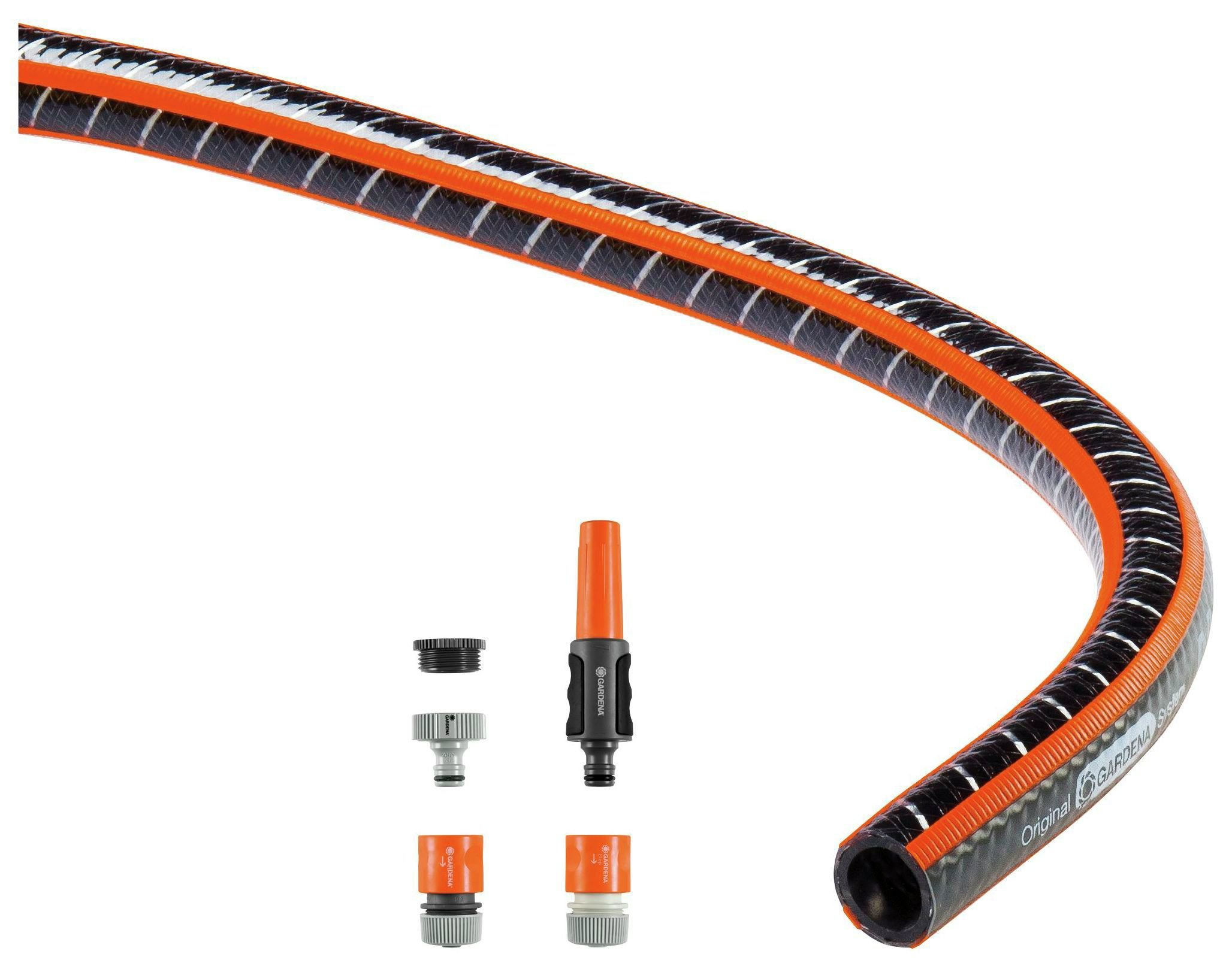 Image of Gardena Comfort Flex Hose and Connector Set 1803420 - 20m.