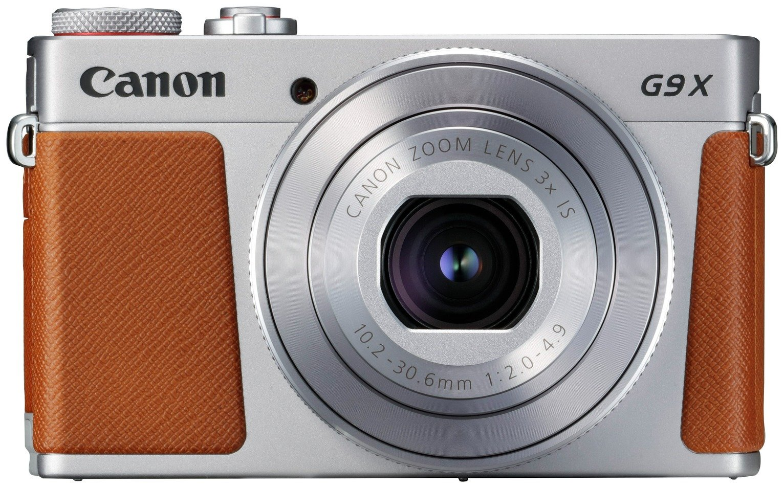 Click here for CANON  PowerShot G9X MK II High Performance Compact Camera - Silver  Silver prices