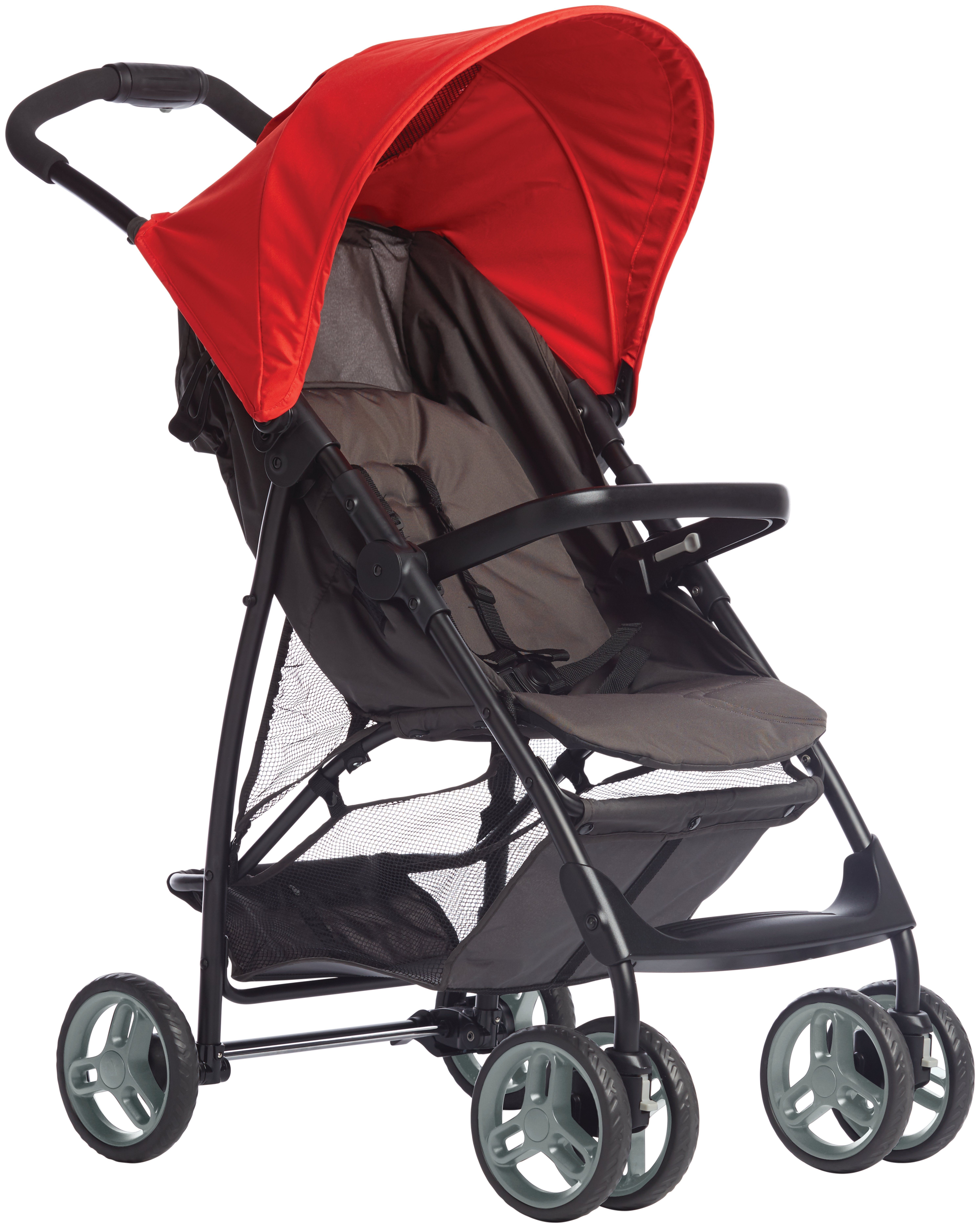 Graco LiteRider Black & Red TS Pushchair