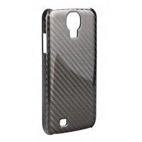 Xqisit - Carbon Case - for Galaxy S4 - Black