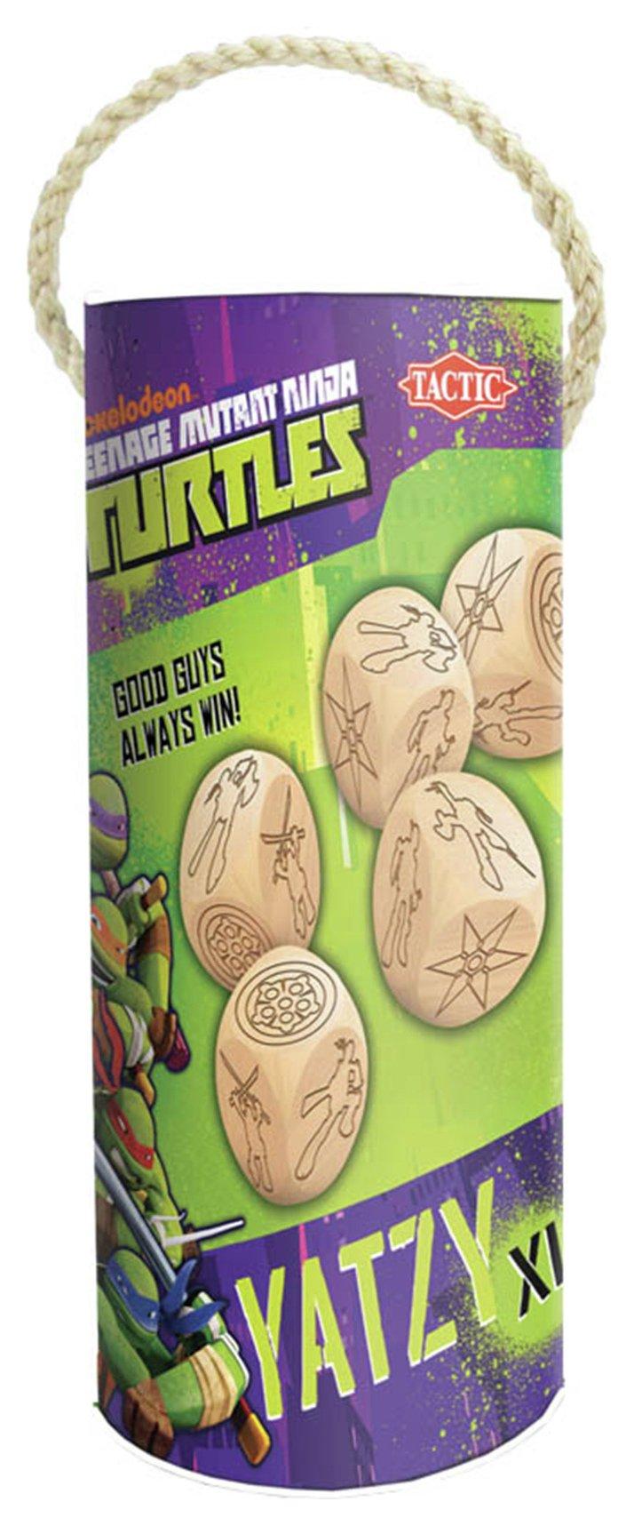 Teenage Mutant Ninja Turtles Yatzy. review