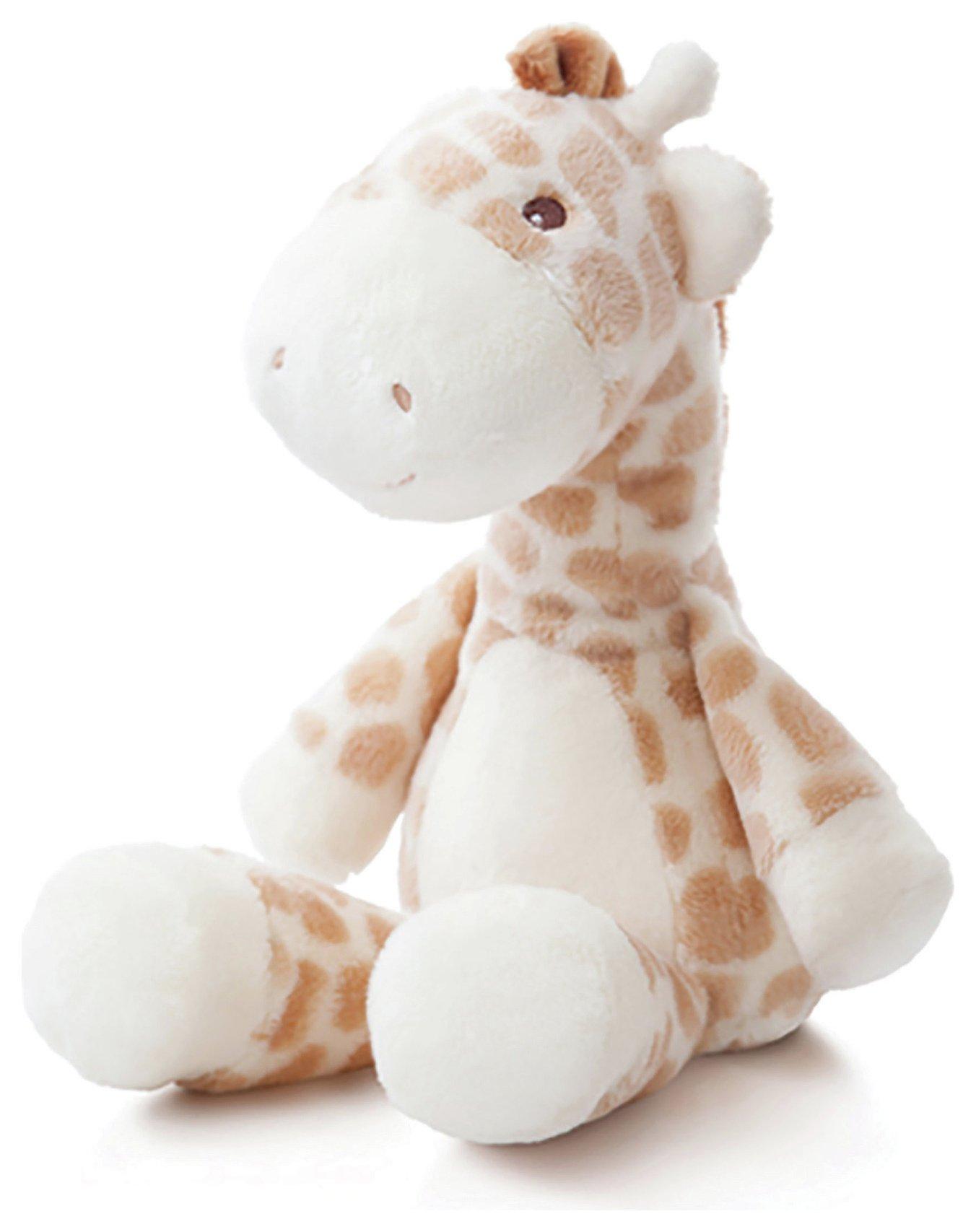 Image of Aurora 14 inch Plush Gigi Giraffe.