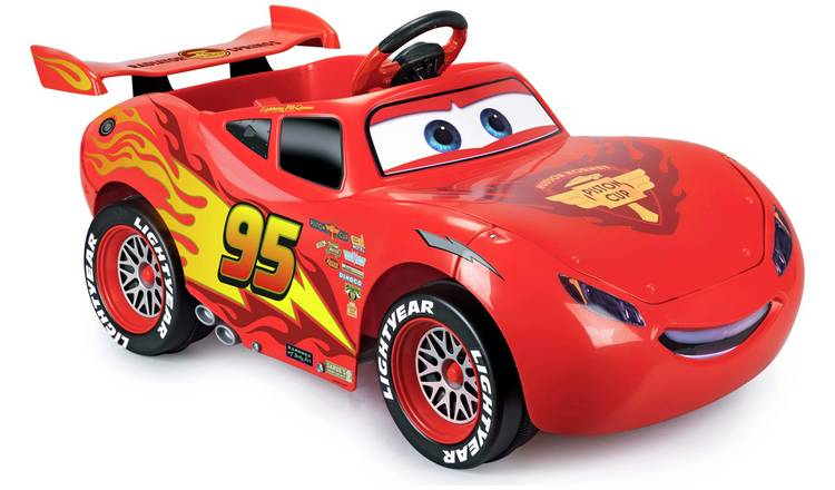 Disney Cars 3 6V McQueen Powered Car Ride On