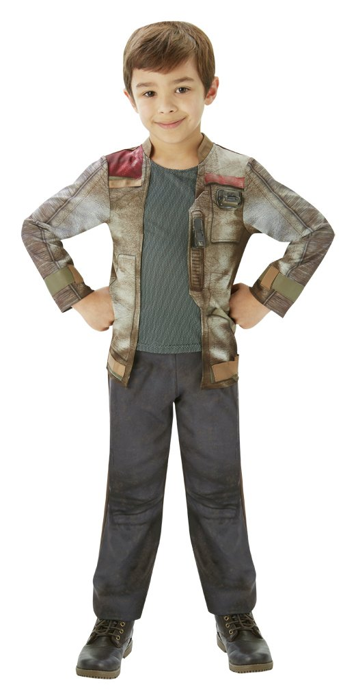 'Rubies Star Wars Deluxe Finn Costume - Large.