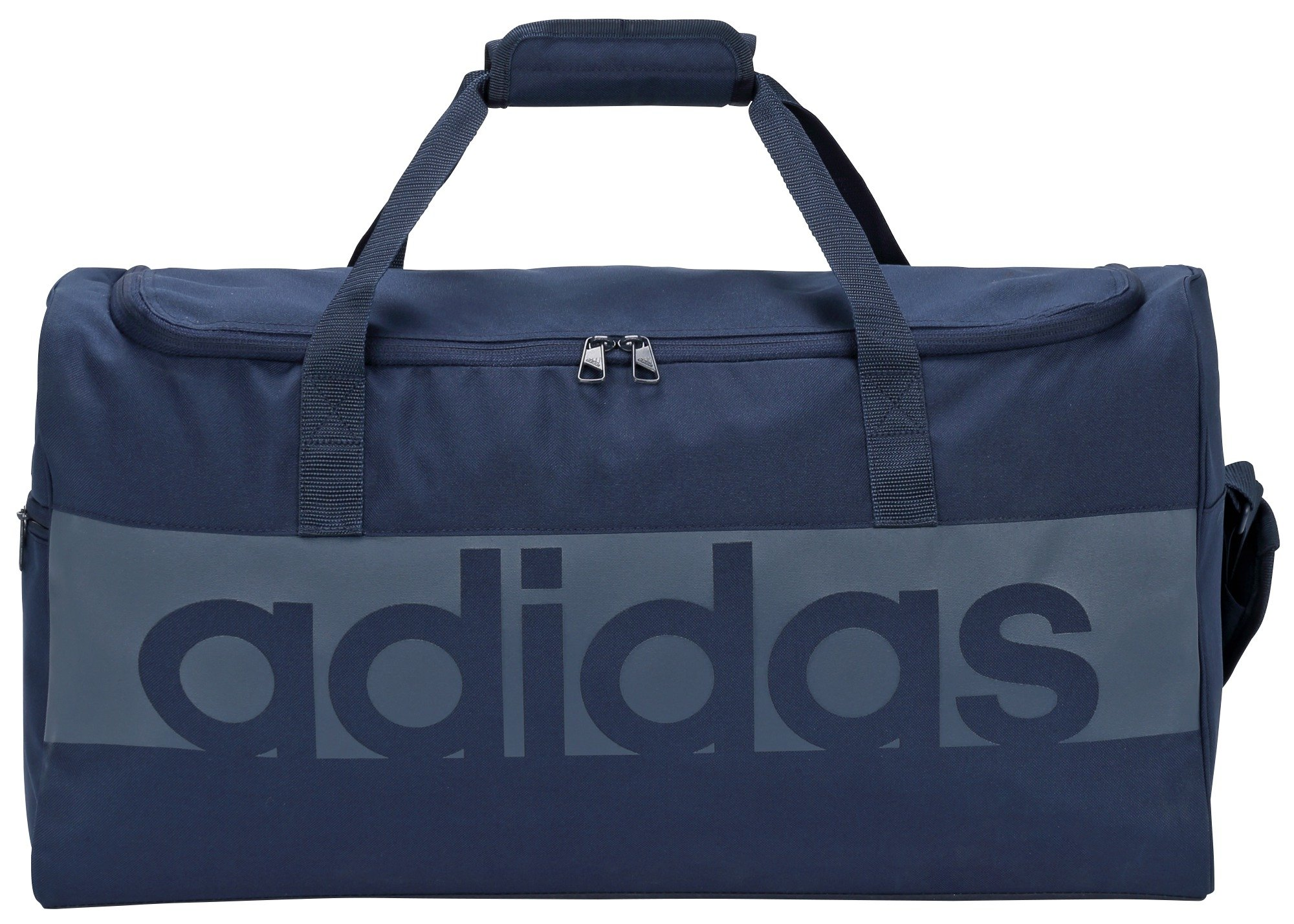 Image of Adidas Linear Medium Holdall and Gymsack - Blue