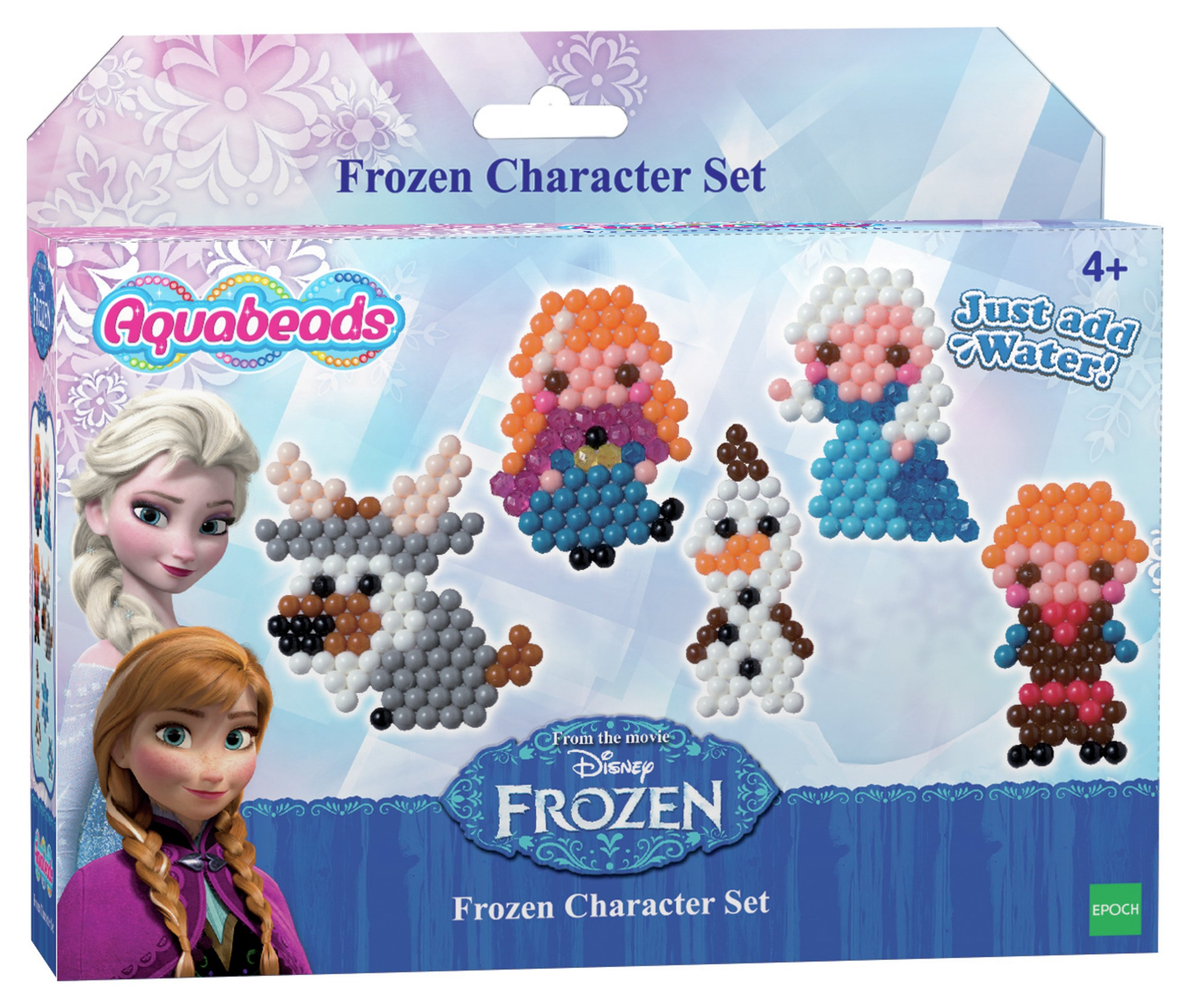 Image of Aquabeads Frozen Character Playset.