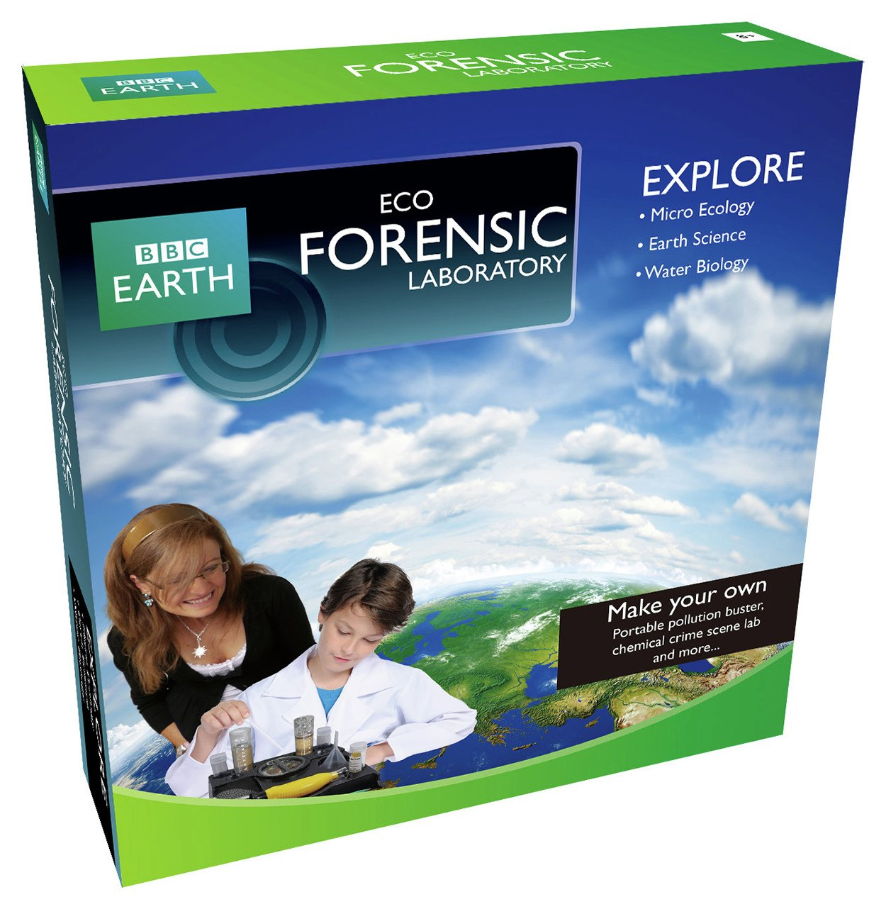 Image of BBC Earth Eco Forensic Kit.