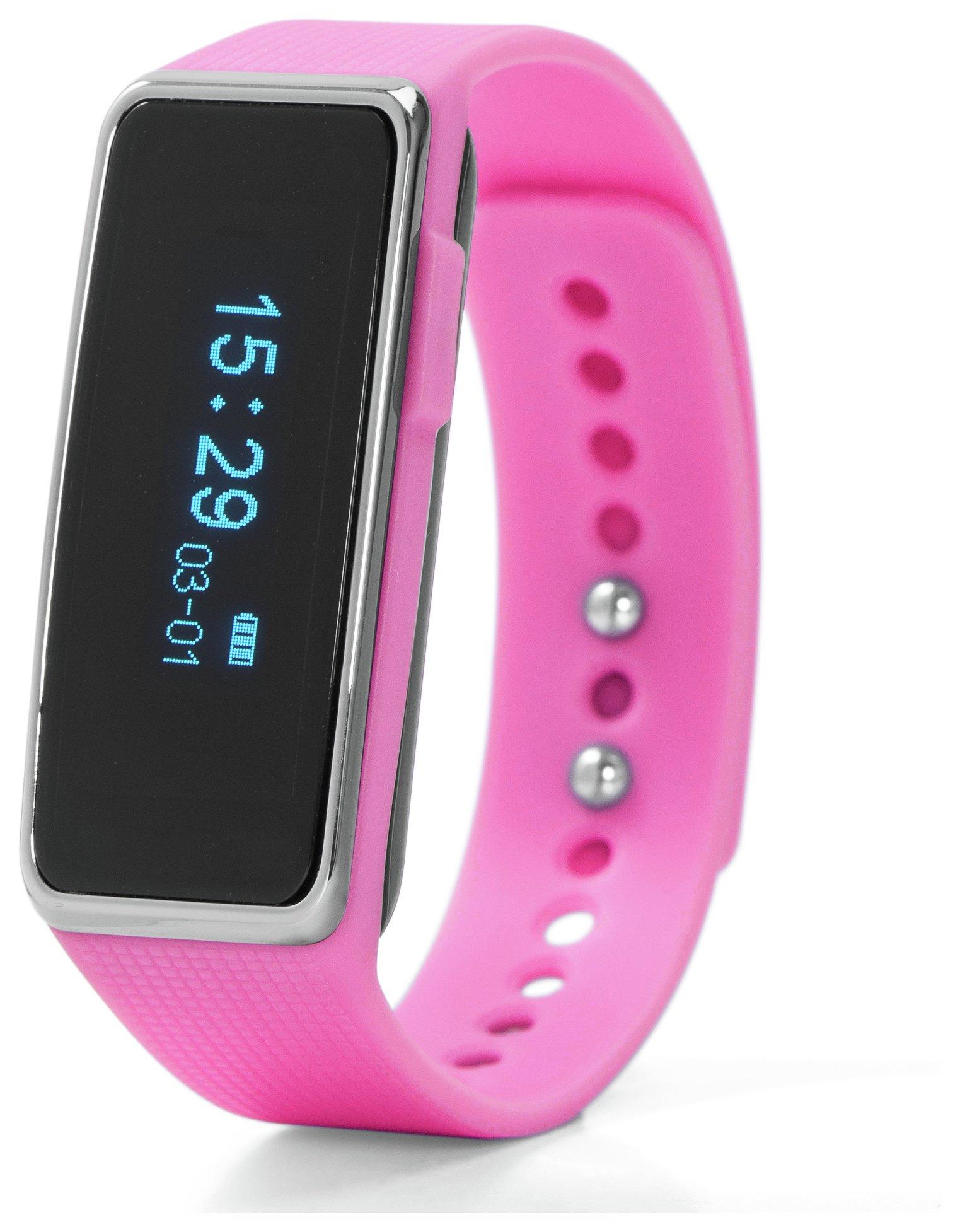 Nuband Activity Tracker - Pink