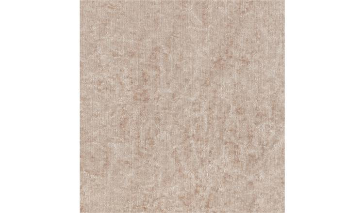 Casa Crushed Velvet Blackout Roller Blind -4ft - Champagne