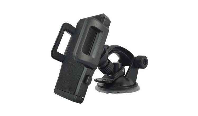 Universal In Car 2-in-1 Phone and Tablet Holder