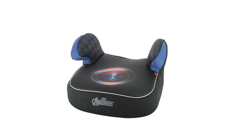 Marvel Avengers Captain America Dream Car Booster Seat