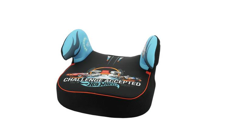 Hot Wheels Challenge Accepted Dream Group 2/3 Booster Seat