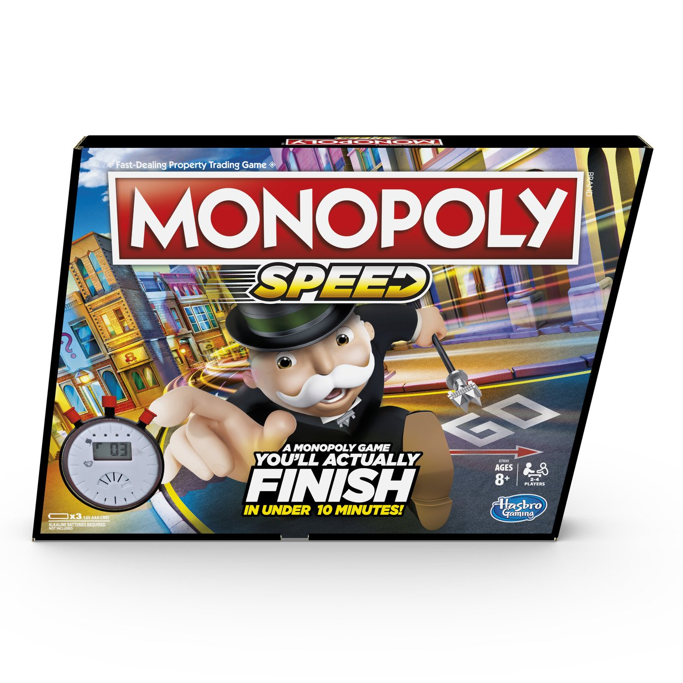 Monopoly Speed by Hasbro Gaming