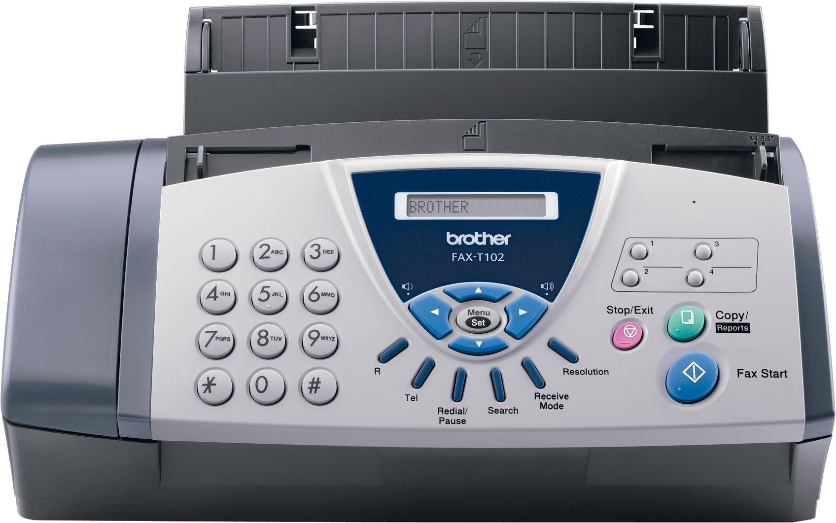 nearby fax machine