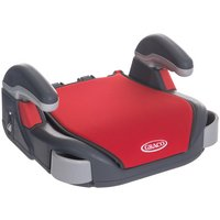 Graco Pompeian Red Basic Booster Seat.