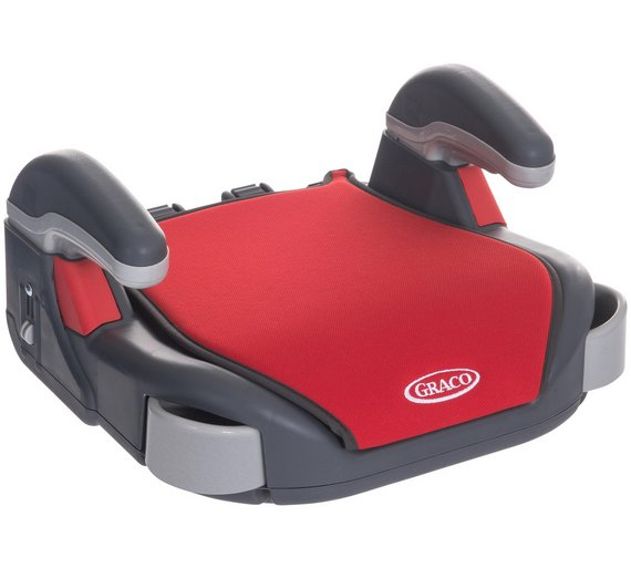 Graco Pompeian Red Basic Booster Seat