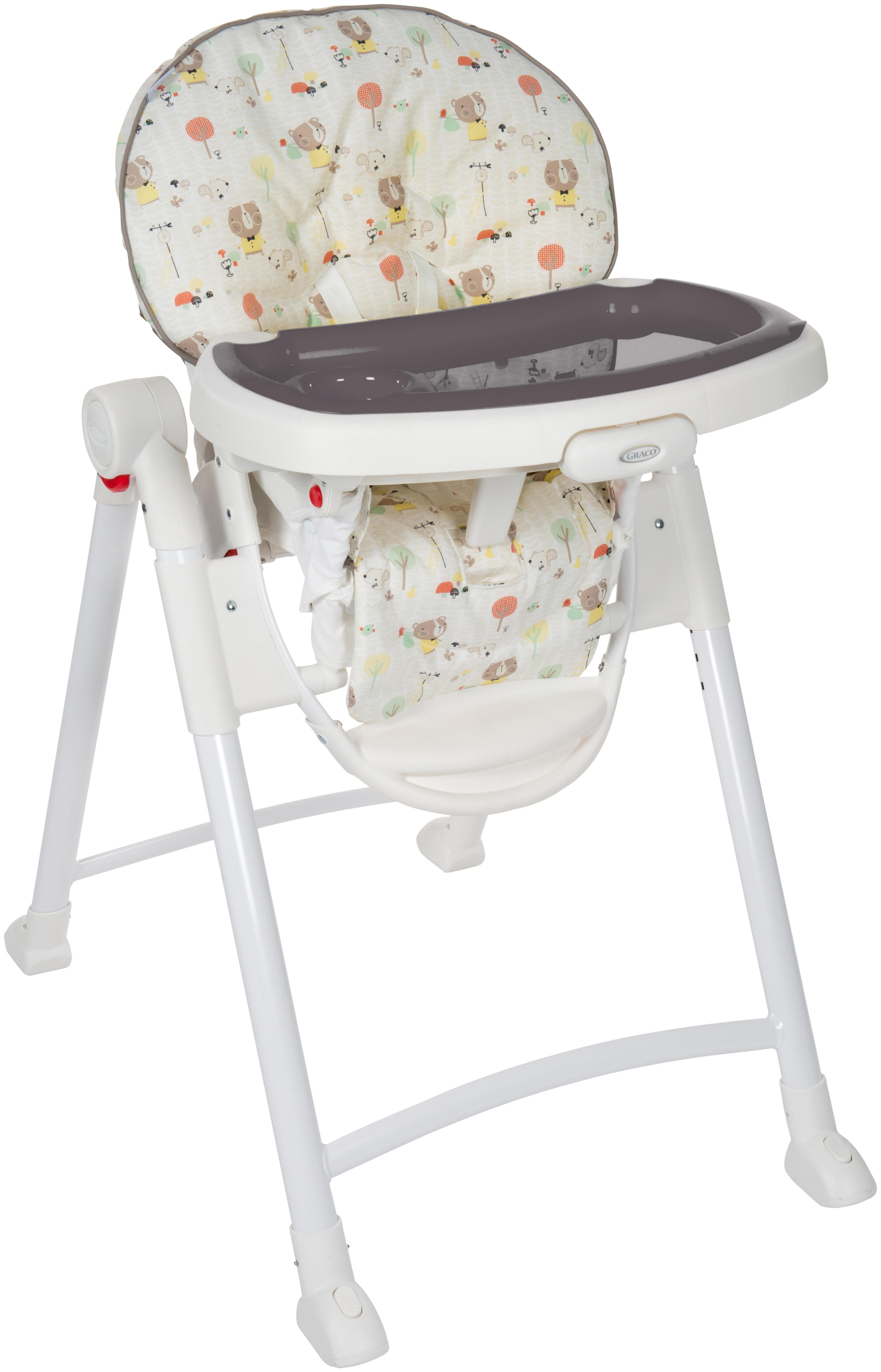 Image of Graco Contempo Ted and Coco High Chair.