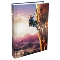 Legend of Zelda: Breath of the Wild Collectors Guide.