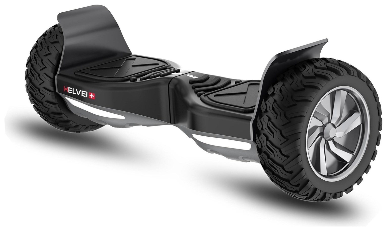 Helvei Hoverboard 8.5 Wheels - Black.