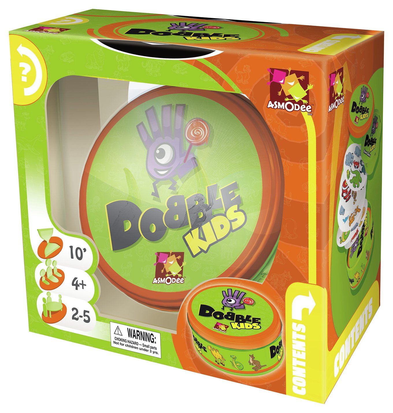 Image of Asmodee Dobble Kids Game