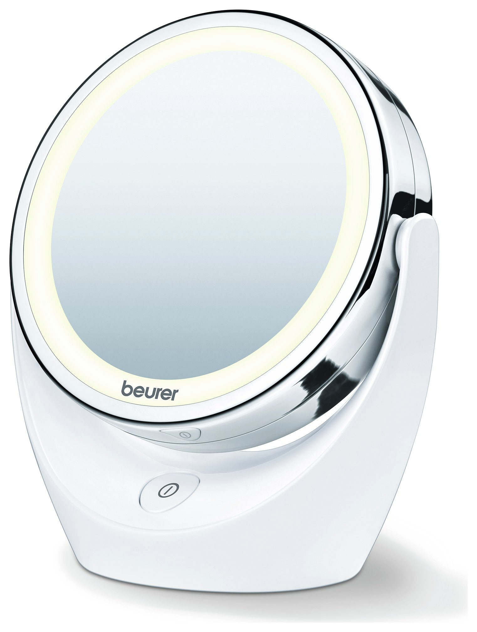 Image of Beurer BS49 Illuminated LED Free Standing Cosmetic Mirror.
