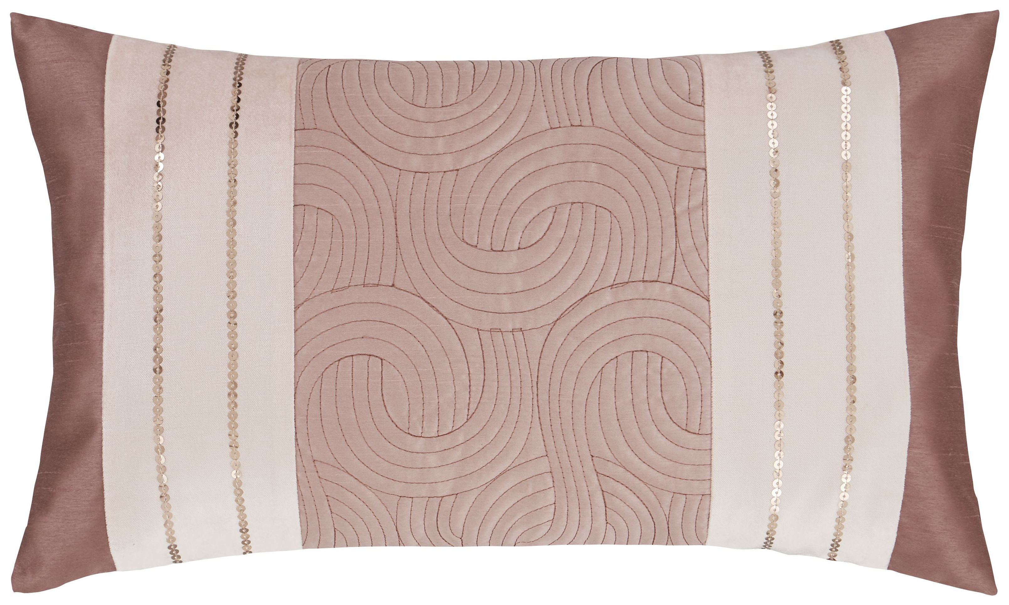 catherine lansfield gatsby cushion pink gay times uk. Black Bedroom Furniture Sets. Home Design Ideas
