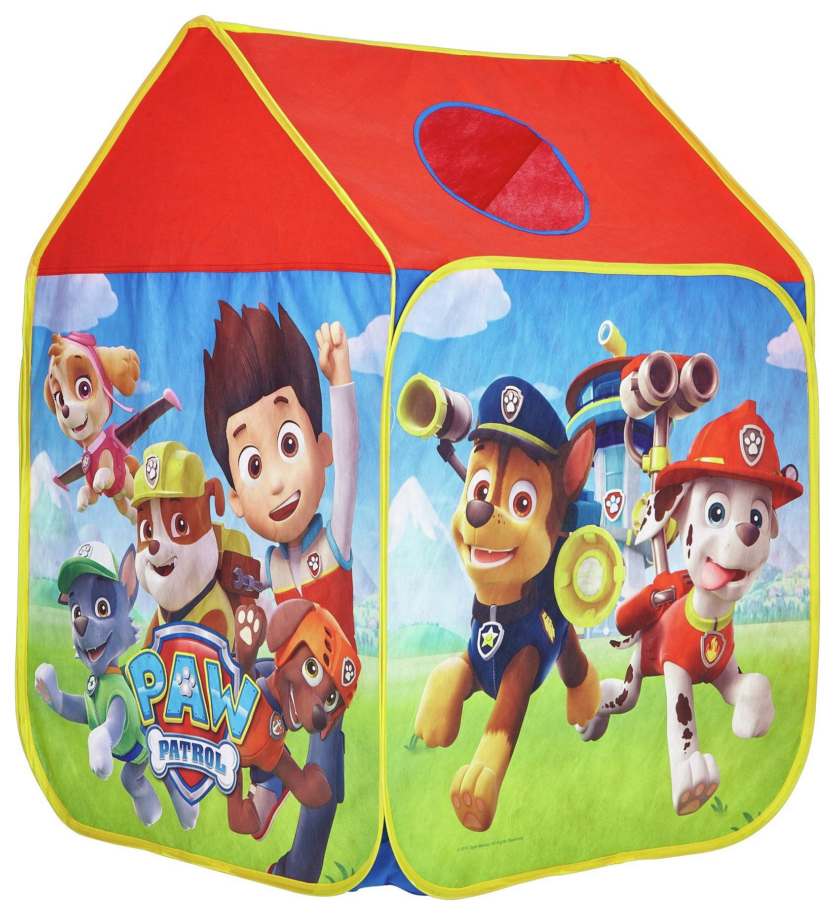 PAW Patrol Wendy House Play Tent.