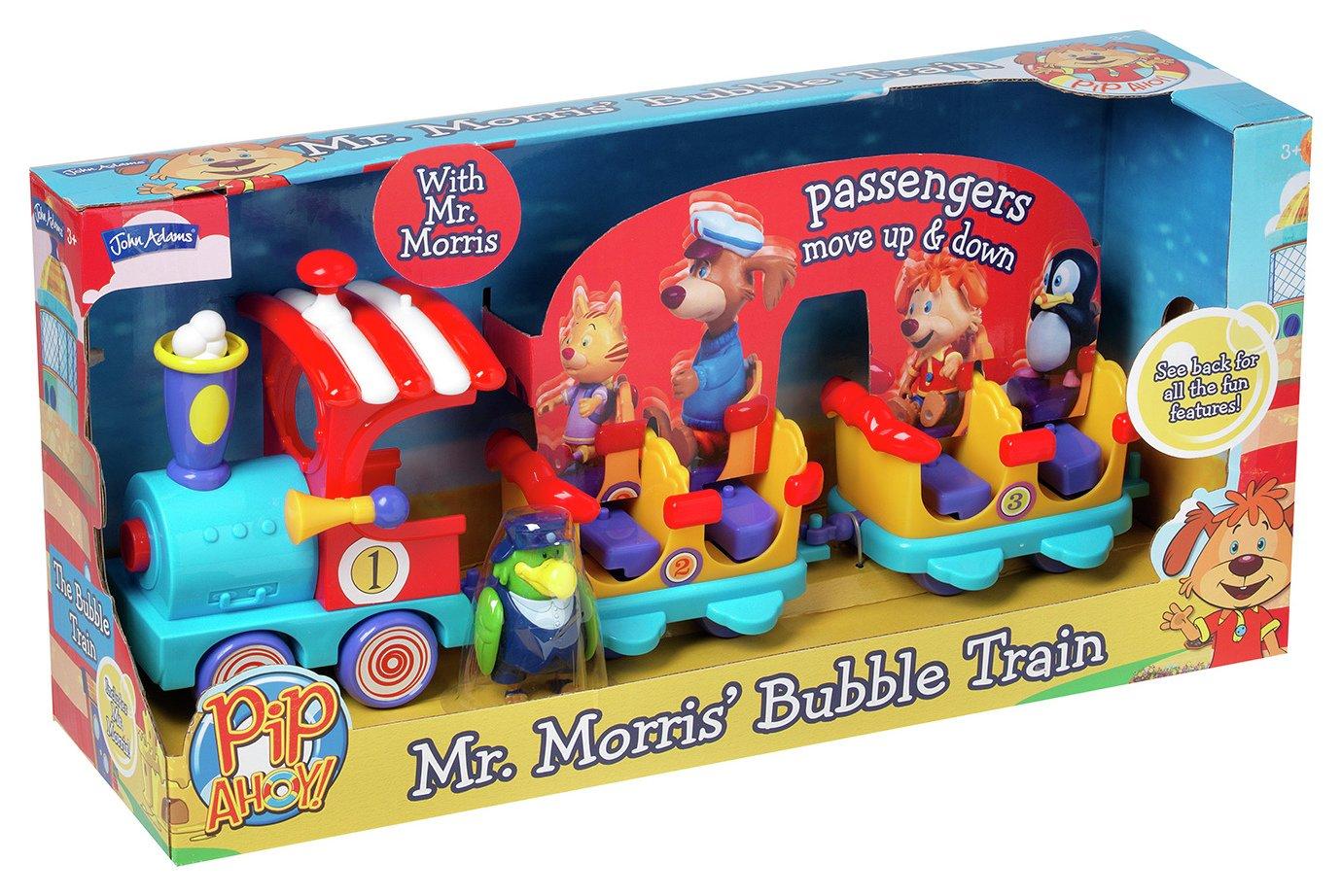 Pip Ahoy Mr Morris Bubble Train.