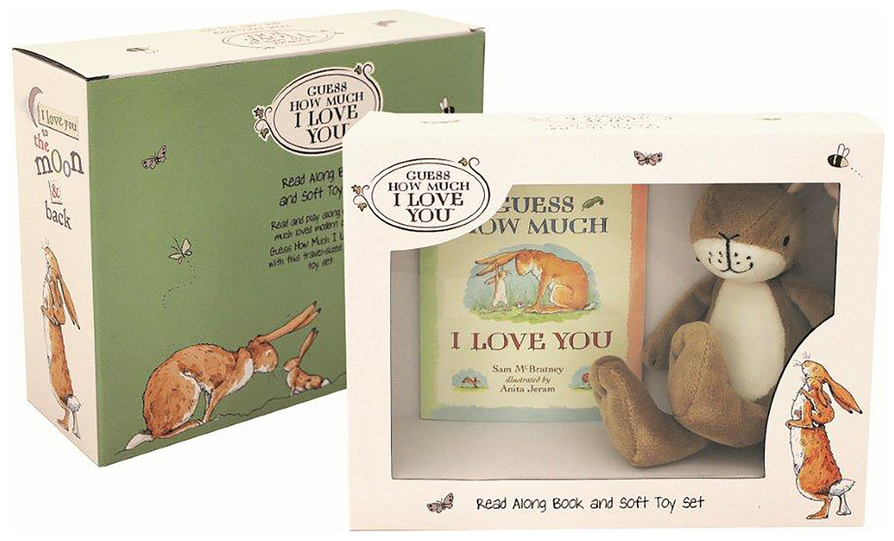 Image of Guess How Much I Love You Gift Set.