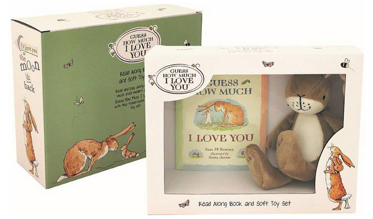 Guess How Much I Love You Gift Set.