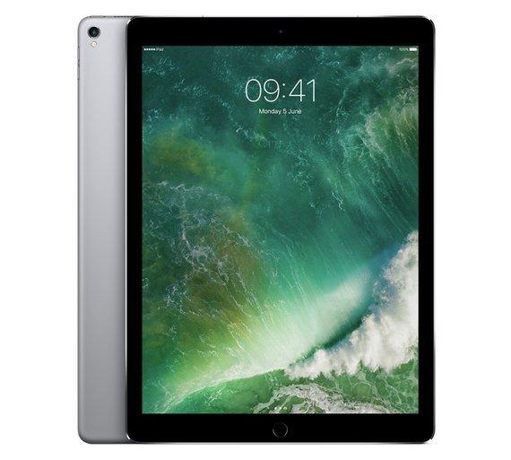 Apple Apple iPad Pro 12.9 Inch Wi-Fi 256GB - Space Grey